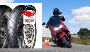 Dunlop ScootSmart: Introduzidas oito novas medidas para scooters thumbnail
