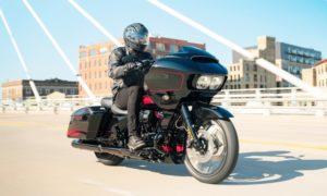 Vendas da Harley-Davidson aumentam 9% no primeiro trimestre de 2021 thumbnail