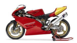 Históricas: A incrível leveza da Ducati Supermono thumbnail