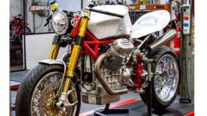Moto Guzzi 'Classic 992' – Uma nova reinterpretação da Guzzi Le Mans I thumbnail