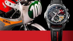 Honda e Casio homenageia 60º aniversário da primeira vitória thumbnail