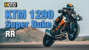 KTM 1290 Super Duke RR – Apresentação Vídeo thumbnail