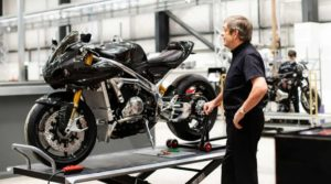 Norton: Nova fábrica com potencial para produzir 8.000 unidades thumbnail