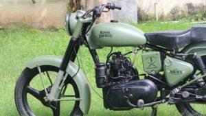 Royal Enfield Taurus: Uma das raras motos a diesel produzida em série thumbnail