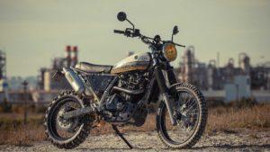 Suzuki DR 800 'Unik Motorcycles': Com marca artística portuguesa thumbnail