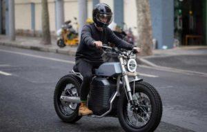 Switch Motorcycles eScrambler: elétrica retro minimalista thumbnail