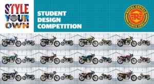 Concurso de design da Royal Enfield 'Style Your Own' thumbnail