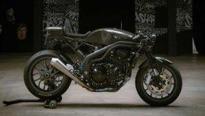 Triumph Speed Triple 1050 Workhorse: Com espírito Café Racer! thumbnail