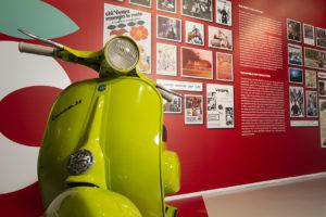 Museu Piaggio reabre em Pontedera a celebrar os 75 Anos Vespa thumbnail