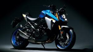 Suzuki GSX-S1000 Web Edition: Requinte e distinção numa série especial thumbnail