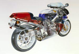 """Honda """"RC30 Forever"""": Peças genuínas para a icónica RC30 thumbnail"""