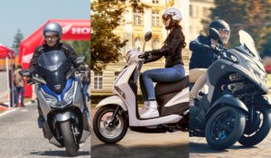 Mobilidade: Tipos de motos que pode conduzir com carta de carro thumbnail