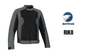 Bering RIKO: O blusão ideal para a Primavera/Verão thumbnail