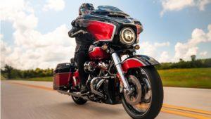 Harley-Davidson apresenta novo sistema áudio para modelos de turismo thumbnail
