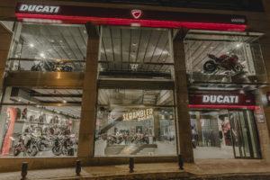 Ducati Madrid com novas instalações na X-Madrid thumbnail