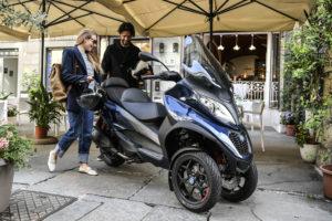 Piaggio renova gama 3 rodas: Agora mais MP3 que nunca! thumbnail