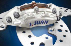 Brembo adquire 100% da empresa de travões J. Juan thumbnail