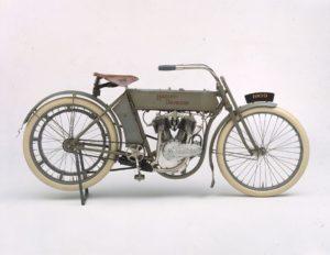 História: O primeiro motor V-Twin da Harley-Davidson thumbnail
