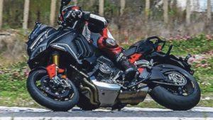 "Ducati Multistrada V4: Variante ""Pikes Peak"" em aquecimento thumbnail"