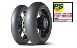 Dunlop vence comparativo com os novos KR106 e KR108 thumbnail