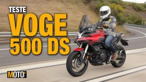 Teste Voge 500 DS – A aposta premium do Oriente (Vídeo) thumbnail
