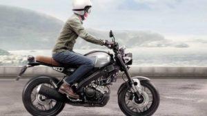 Yamaha XSR125, provavelmente… a rolar em breve thumbnail