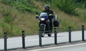 Pilaretes: Suécia preocupa-se com a segurança dos motociclistas thumbnail
