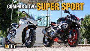 Comparativo Supersport, Ducati Supersport 950 S vs Aprilia RS 660 (Vídeo) thumbnail