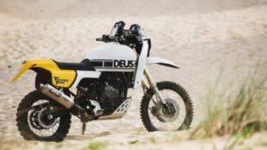 Yamaha Deus Ténéré: Uma vintage no mais puro estilo Dakar thumbnail