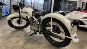 Histórica Harley-Davidson Hummer 125 está à venda thumbnail