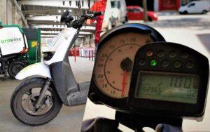 O estado do motor e bateria de uma scooter elétrica após 100.000 km thumbnail