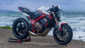 Honda Europa: Tributo às dez melhores CB650Rs personalizadas thumbnail