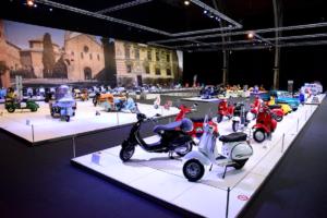Exposição 75 Anos Vespa no Museu Automóvel de Bruxelas thumbnail