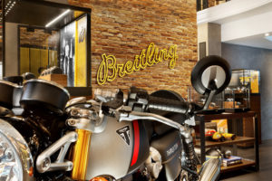 Breitling e Triumph juntas a explorar novos horizontes thumbnail