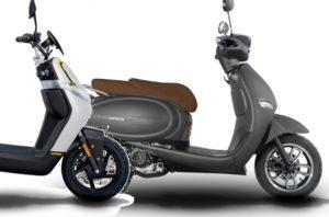 Motron lança novos modelos: Uma scooter elétrica e duas a gasolina thumbnail