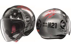 Nolan N21 Visor Jet Fire: Um capacete com inspiração militar thumbnail