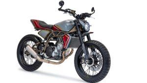 CCM Street Tracker e Street Moto reveladas no Festival de Goodwood thumbnail