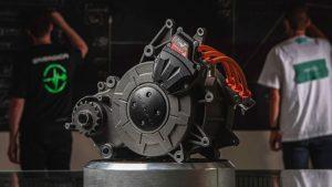 Energica com novo motor mais leve e mais potente thumbnail