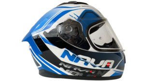 Targo é o nome de guerra do novo capacete integral da Nava thumbnail