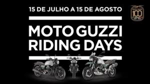 Moto Guzzi Riding Days até ao dia 15 de Agosto thumbnail