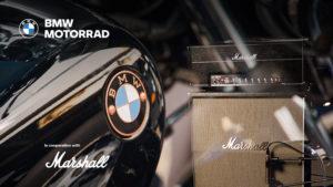BMW e Marshall com parceria estratégica thumbnail