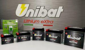 Salgados Moto representa as baterias UNIBAT thumbnail