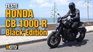 Teste Honda CB 1000 R Black Edition – Neo Cafe Sports de luxo! (Vídeo) thumbnail
