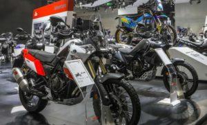 Yamaha participa no EICMA Motorcycle Show 2021 thumbnail
