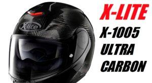 X-Lite X-1005 Ultra-Carbon: Uma referência para o mototurismo thumbnail