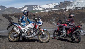Honda CRF1100L Africa Twin e Adventure Sports: Novo visual e atualizações para 2022 thumbnail