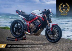 Honda: Mototrofa vence Concurso Europeu de personalização thumbnail