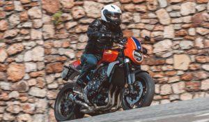 Honda CB1000R 5Four: O conceito Neo Sports Café segundo Guy Willison thumbnail