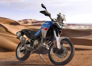 Aprilia Tuareg 660: Primeiras imagens e vídeo da nova Adventure italiana thumbnail