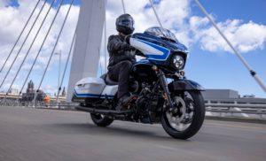 Harley-Davidson Street Glide Special: Nova Edição Limitada Artic Blast thumbnail